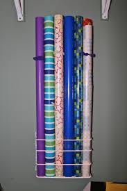 Organize Gift Wrap - organize wrapping paper brady lou project guru