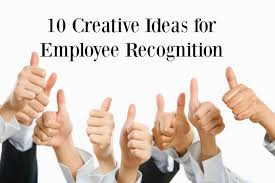your logo here 10 creative ideas for employee recognition