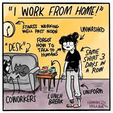 Working From Home Meme - work at home meme guy