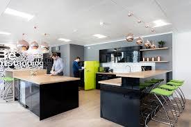 Kitchen Office by A Peek Inside Nicoll Curtin U0027s New London Office Officelovin U0027