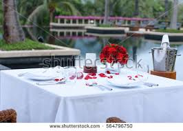 Dining Table Set Up Images Romantic Dinner Couple Stock Images Royalty Free Images U0026 Vectors