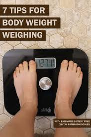 Bathroom Scale Battery 7 Tips For Using Bathroom Scales Workout With Di
