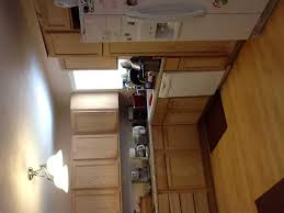 How To Stain Unfinished Cabinets by Unfinished Cabinets The Home Depot Community