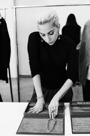 Tiffany And Co Home Decor by Lady Gaga Is Modeling For Tiffany U0026 Co In Super Bowl Ad