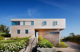architecture cubic house simple minimalist solid concrete and