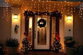 beautifully decorated christmas homes beautiful christmas door decorations door ideas ornamental front