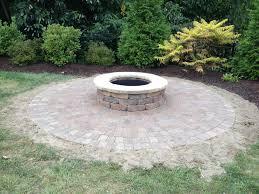 Personalized Fire Pit by Low Maintenance Outdoor Structures Dayton U0026 Cincinnati Deck
