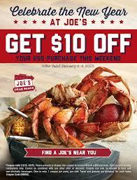 coupons for joe s crab shack pinned january 3rd 10 50 at joes crab shack restaurant