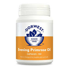 buy evening primrose oil capsules for dogs and cats dorwest uk
