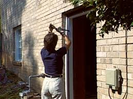 How To Install An Exterior Door Frame How To Install A Pre Hung Exterior Door How Tos Diy