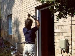 Hanging Exterior Doors How To Install A Pre Hung Exterior Door How Tos Diy