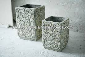 Shabby Chic Planters by H133 Antique Style Flower Pot Planter Shabby Chic Buy Shabby