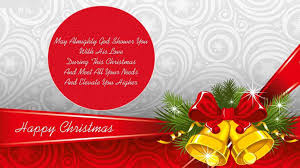 merry christmas greetings for friends ne wall