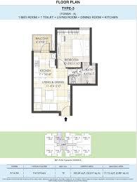 floor plan type 3 lowcosthousing online