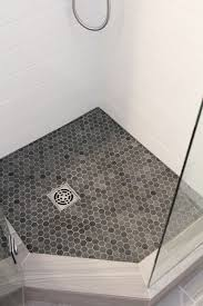 bathroom amazing hex bathroom floor tile home style tips