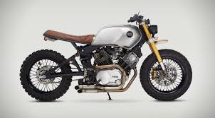 yamaha xs750 78 special with sporty upside down forks moto