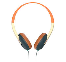 skullcandy home theater skullcandy uproar explore orange on u2013ear headphone w mic s5urht