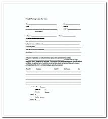 photography invoice template for professional photo services