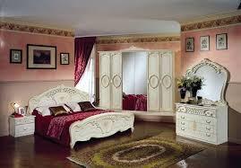 schlafzimmer italien schlafzimmer rozza beige creme bett 160 italien klassik barock