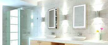 Bathroom Medicine Cabinet With Mirror And Lights Bathroom Medicine Cabinets With Lights House Of Designs