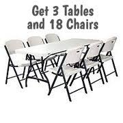 chairs and tables rental table chair rentals sandismoonwalk tx