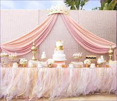 pink and gold baby shower decorations bathroom amazing princess themed baby shower food ideas pink and