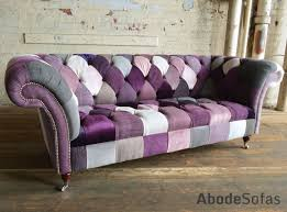 Handmade Chesterfield Sofas Uk Modern Handmade Patchwork Chesterfield Sofa Totally
