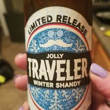 travelers beer images Jolly traveler winter shandy traveler beer co untappd jpeg