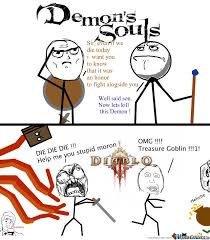 Demon Memes - demon s souls is a gentelmans choice by zleeche meme center