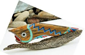 flip flop art or the art of recycling