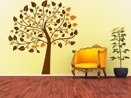 diy wall vinyl decal tree sheekgeek