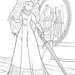 Brave Coloring Pages For Kids Free Printable Brave Coloring Disney Brave Coloring Pages