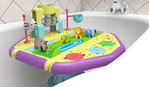 Bathtub Mat For Babies Tubby Table Toys Inc