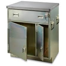 Surplus Cabinets U S Military Surplus Aluminum Workstation New 672881 Storage