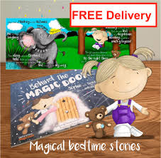 the magic door personalised book free shipping oodlique