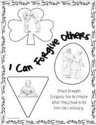 forgiveness coloring free download