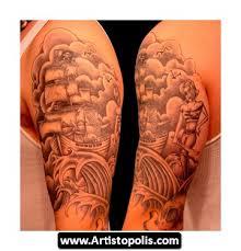tattoos half sleeves 06