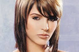 haircuts and bangs medium bob hairstyles bangs new women haircuts latest medium hair