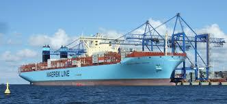 bureau of shipping marseille maersk e class container ship