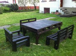 Wood Pallet Furniture Plans Bench Making A Garden Bench From Pallets Pallet Garden Furniture