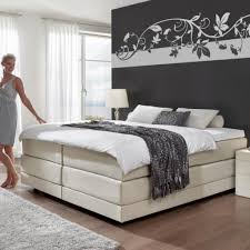 Wandfarbe Schlafzimmer Graues Bett Beautiful Schlafzimmer Einrichten Graues Bett Pictures House