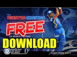 ea sports games 2012 free download full version for pc how to download install ea cricket 2007 ipl 6 free full fast