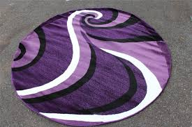 Black And Purple Area Rugs Purple Area Rugs Beautiful Colors For You Home Design