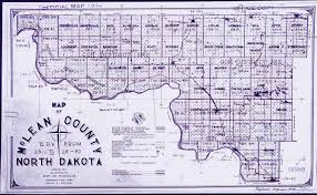 Map Of Indiana Counties North Dakota County Map