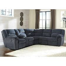 sectional sofa bed with storage benchcraft timpson reclining sectional with storage console