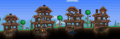 Terraria Maps Underground Terraria Den Reminds Me Of An Extended Hobbit Hole