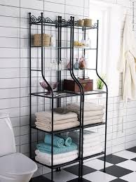Bathroom Storage Shelves by