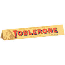 amazon com toblerone bar drk choco 3 52oz candy and chocolate
