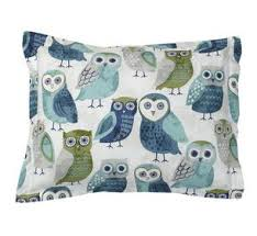 night owls percale duvet cover the company store