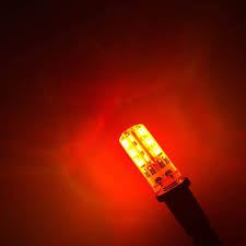 effect ember orange simulation led light
